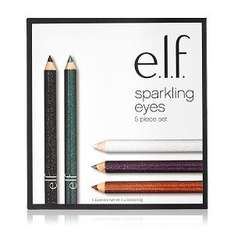 Elf Cosmetics £0.80 for 5 shimmer eyeliners.SALE, plus 50% off site wide