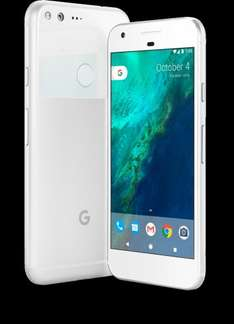 Google Pixel 32GB Silver grade A, locked to EE £425.00 @ CEX