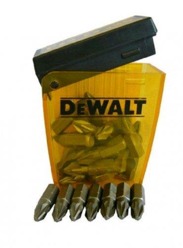 DeWalt 25mm Flip PHillips No.2 Bits (Box of 25) Amazon Addon for £3.57