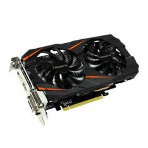 Gigabyte GeForce GTX 1060 Windforce OC 6gb (GV-N1060WF2OC-6GD) @ Ebuyer for
