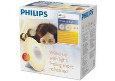 Philips Wake-Up Light Alarm Clock HF3505/01 with Sunrise Simulation - 2 Natural Sounds and Radio for £49.99 (possibly £43.99) @ Amazon for £43.99