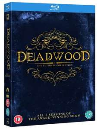 Deadwood - The Complete Collection Blu-ray (£10.61 Prime) £12.60 non prime @ Amazon