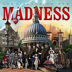 Madness - Can't Touch Us Now CD & AutoRip £4.99 Prime or £6.98 non prime @ Amazon