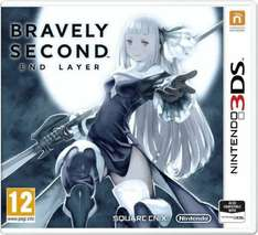 Bravely Second: End Layer [3DS] £24.95 @ Coolshop