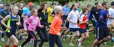 parkrun FREE weekly timed 5k runs (2k for kids in some locations) kickstart that New Year Resoloution