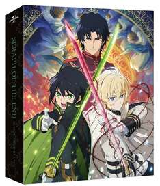 Seraph Of The End: Series 1 - Part One [Blu-ray]