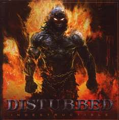 Disturbed - Indestructible CD (free delivery £20 spend) £2.99 @ Amazon
