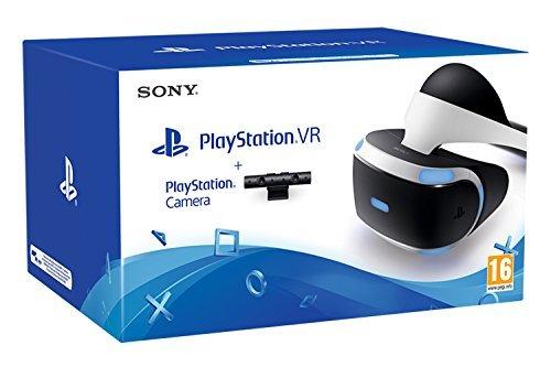 PLAYSTATION VR+CAMERA V2+DEMOD+CLOT £362.11 @ Amazon warehouse