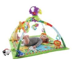 Fisher-Price Music & Lights Deluxe Gym was £64.99 now £30.97 @ Amazon (Prime exclusive) / Boots (Free C&C + 2.75% Topcashback)