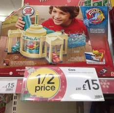 Disney Cars Colour Changers Ramone Playset instore at Wilko for £15