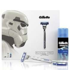 Gillette Mach 3 star wars set in tesco's colchester £3