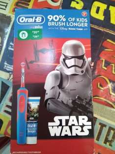 bargain oral b electric toothbrush for kids in Store