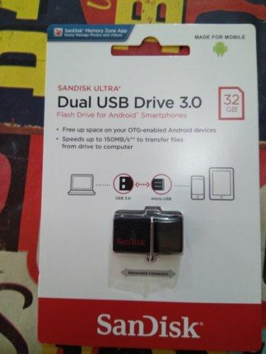 dual usb drive 32gb OTG