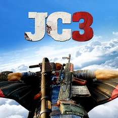 Just Cause 3-Xbox One-£11.25 (normal) £16.19 (XL edition) (Gold) @ Microsoft