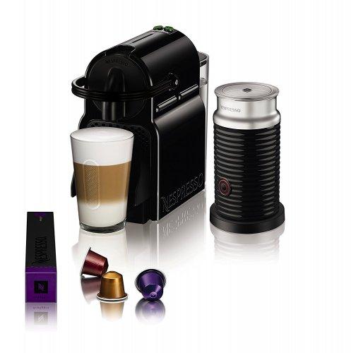 Magimix Nespresso Inissia Coffee Machine with Aeroccino 3- Black £65 at Amazon