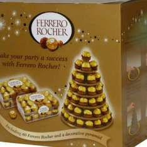 Ferrero Rocher 60 tower half price £7.50 at Asda Sheffield Handsworth