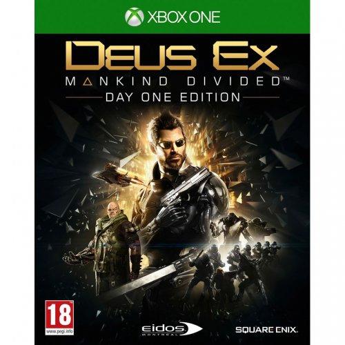 [Xbox One/PS4] Deus Ex: Mankind Divided-£14.99 (C&C)(Smyths)