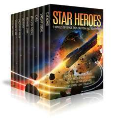 Star Heroes: 9 Novels of Space Exploration, Aliens, and Adventure Kindle Edition  - Free Download @ Amazon