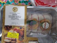 Holiday food reduced - from 69p @ M&S