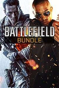 BATTLEFIELD BUNDLE (4 and Hardline) XBOX STORE £12.50 @ Microsoft Store GOLD REQD