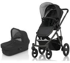 britax smile pushchair & carry cot at Argos for £199.99