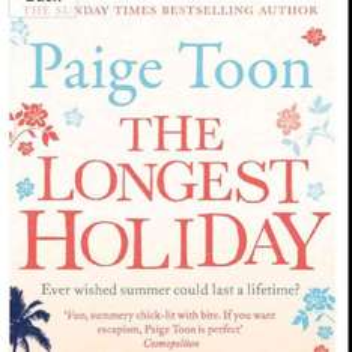 Paige Toon The Longest Holiday Kindle Edition Amazon FREE