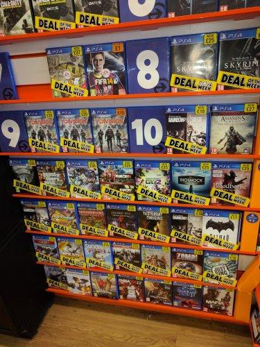 Farcry 4 & Farcry primal PS4 £25 New instore @ Grainger Games (Widnes)