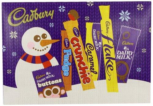 cadburys medium selection box 75p instore @ Co-op