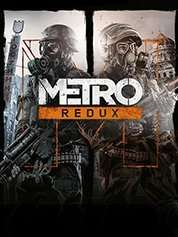 Metro Redux Bundle (Steam) £4.07 (Using Code) @ Greenman Gaming (Includes Free Mystery Game)
