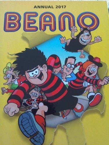 The Beano Annual 2017 £1 - Argos