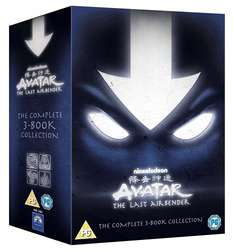 [DVD] Avatar: The Last Airbender - The Complete Collection (61 Episodes) - £10.79 Amazon Prime / £10.97 at Zoom