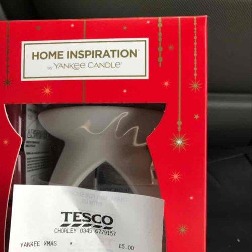 Tesco Yankee Candle Melt £5 @ Tesco instore