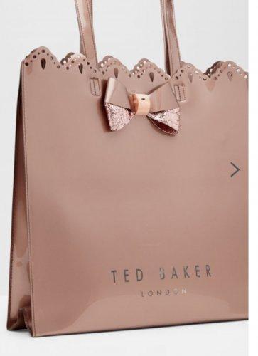 Ted Baker Large Shopper Bag £27 - Free Delivery @ Ted Baker