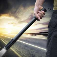 Banggood. Outdoor Emergency Anti Wolf Self Defense Tools Torch Lamp Powerful Emergency Defensive Lamp with LED FlashLight - £6.03