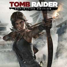 Tomb Raider Definitive Edition usa psn  £7.34 or £4.89 with ps+ trick