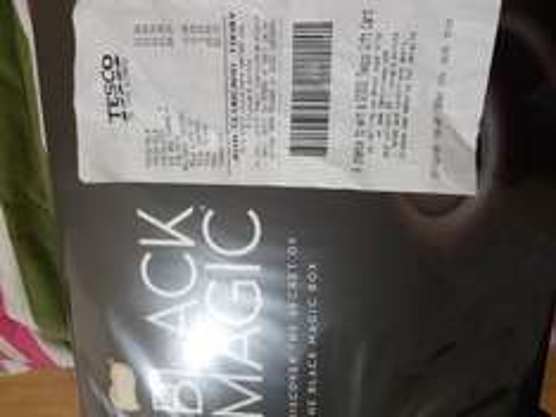 Black Magic Boxed Chocolates Carton 443G in store @ Tesco - £2.50