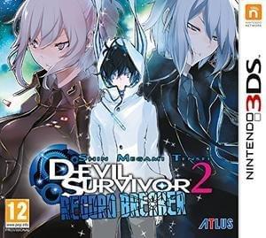 SMT Devil Survivor 2 (3DS) - £20.99 @  Amazon (Lightning Deal)