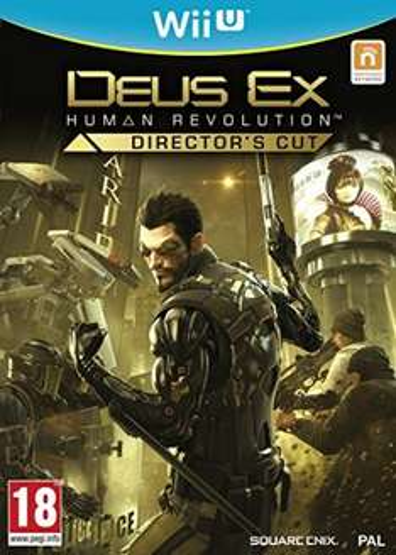 Deus Ex: Human Revolution (WiiU) - £12.79 - Amazon Prime Early Access Deal