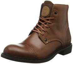 G-Star Men's Warth Ankle Boots @ Amazon