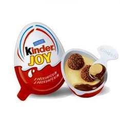 Kinder Joy - 40p @ Co-op