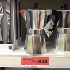 Pezzetti 6 cup Coffee maker at Sainsbury's for £9.33