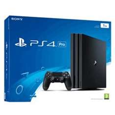 ps4 pro at game £349.99 with infamous and 2 months now tv movies, in stock