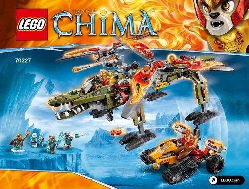 Lego Chima 70227 for £22 @ tkmaxx