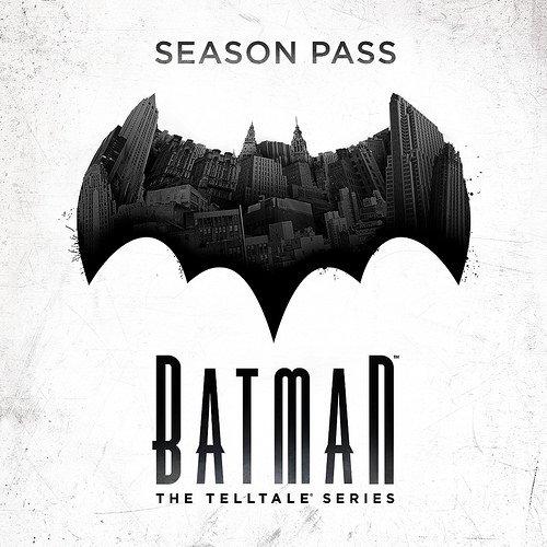 Batman Telltale Series season pass Xbox One at MS Store for £10