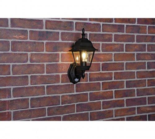 HOME 4 Panel 100 Watt Classic PIR Lantern - White Half Price £9.99 @ Argos