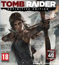 Tomb Raider: Definitive Edition (PS4): £6.29, or £4.20 with PS+ trick (free 2-day trial) @ PSN Canada