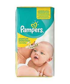 Pampers newborn buy 1 get one free 72 pack £10.99 @ Mothercare