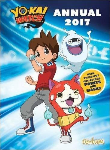 Yo-Kai Watch Annual 2017@ Amazon (Prime) for 50p (or add £1.99)