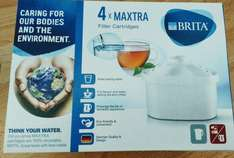 £8 at Morrison's - 4 Brita Maxtra Filters instore and online