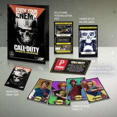 Call of Duty: Infinite Warfarex09Call of Duty Infinite Warfare Know Your Enemy Pack £22.49 @ Game